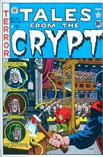 Tales from the Crypt 27 COVER PRINT Wally Wood Execution Art Poster EC Comics