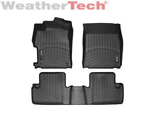 WeatherTech® Floor Mats FloorLiner for Honda Civic Coupe - 2012-2013 - Black