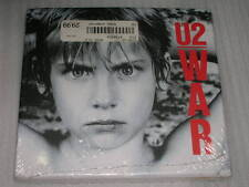 U2 war + B-sides DELUXE EDITION REMASTERED 2 CD BOXSET BONO SEALED LV10