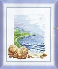 Cross stitch kit par la mer 2