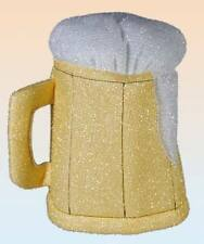 Beer Mug Hat Tankard Pint Lager Fancy Dress Party Stag Accessory
