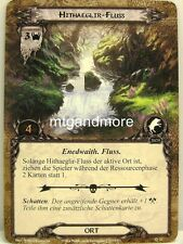 Lord of the Rings LCG  - 1x Hithaeglir-Fluss  #022 - Die Dunland-Falle
