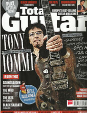 TOTAL GUITAR, EUROPE'S BEST - SELLING GUITAR MAGAINE  FEBRUARY, 2014  ISSUE. 250