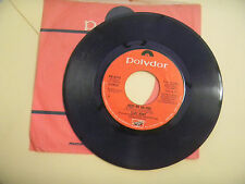 CLAY HUNTER midnight plane / keep me on fire POLYDOR  NEW OLD STOCK  45