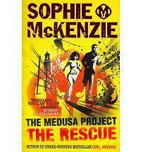 Medusa Project: The Rescue by Sophie McKenzie (Paperback, 2010) New Book