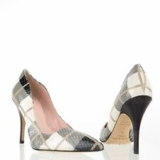 Kate Spade New York Licorice Too Women's Shoes Snakeprint Pumps Sz 5.5 M