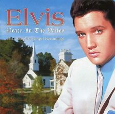 Elvis Presley - Peace In The Valley - The Complete Gospel Recordings - 3CD *NEW*