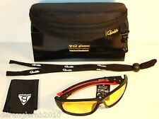 Gamakatsu G-glasses Racer Amber polarisationsbrille polbrille Race New OVP