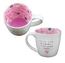 Mug ~ Ceramic Tea/Coffee ~ Inside Out Mug ~ LOVE YOU MUMMY, LOTS AND LOTS!