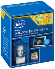 Intel Core i5-4690K - 3.5GHz Quad-Core (BX80646I54690K) Processor NEW