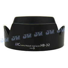 JJC Lens Hood Shade For NIKON AF-S DX NIKKOR 18-105mm f/3.5-5.6G ED VR As HB-32