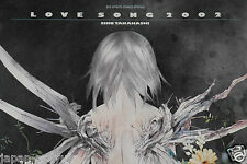 JAPAN Saikano art book Love Song 2002 Shin Takahashi