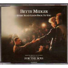 MAXI CD Bette MIDLER / Soundtrack For the boys  Every road leads back to you 4T