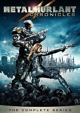 Metal Hurlant Chronicles: The Complete Series DVD, 2015, 2-Disc Set