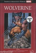 Marvel Comics Graphic Novel Collection 3: Wolverine Marvel's Mightiest Heroes