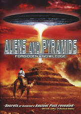 Aliens and Pyramids: Forbidden Knowledge -  DVD New