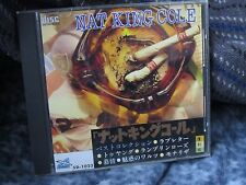 """NAT KING COLE """" BEST OF THE BEST"""" JAPANESE CD SEAGULL PROJECT ORIGINAL VERSION"""