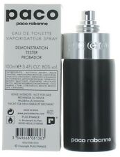 paco by Paco Rabanne for Men EDT Cologne Spray 3.4 oz. Tester NEW