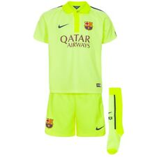 Barcelona Baby Soccer Kit Nike Barca Football Shirt Shorts Socks NEW