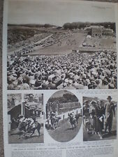Photo article Horse Racing Queen Elizabeth at Goodwood 1955