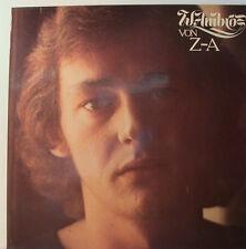 """W. AMBROS - VON Z-A ZWICKT'S MI BIS AUFTRITT - BBS 2537    - 12"""" LP (K253)"""