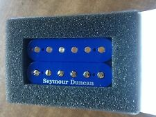 Seymour Duncan SH-4 JB Humbucker Pickup Dark Blue 11102-13-DB New