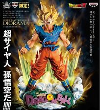 DRAGON BALL Z SUPER MASTER STARS PIECE GOKU DIORAMA THE BRUSH FIGURE. PRE-ORDER