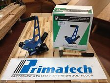 SALE! Primatech Q550ALR Pneumatic Adj. Floor Nailer with Rollers FREE SHIP!