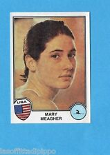 SPORT SUPERSTARS/EURO FOOTBALL 82-PANINI-Figurina n.306- MEAGHER - USA -Rec