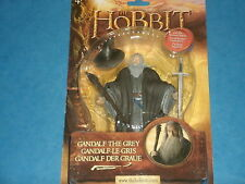 """GANDALF THE GREY 6"""" Action Figure THE HOBBIT 'An Unexpected Journey' Sealed Card"""