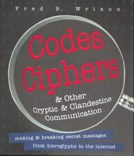 Codes, Ciphers and Other Cryptic and Clandestine Communication: 400 Ways to Sen