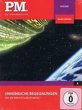 DVD NEU/OVP - Unheimliche Begegnungen - Sind wir wirklich allein im Wellall?