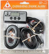 EG01-2 TWIN SENSOR Engine & Trans Temperature Alarm- suits Denning bus coach etc