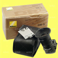 Genuine Nikon DR-5 Right Angle Viewing Attachment Viewfinder Angle Finder