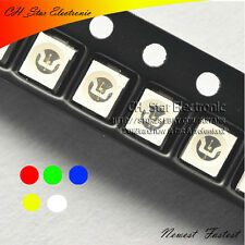 5colors 500pcs 1210 3528 SMD LED Diode White Red Yellow Green Blue Mix Kits