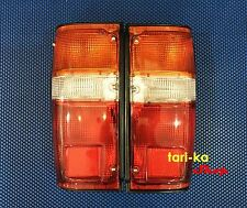 Rear Combination Tail Lights Lamp For 84-88 Toyota RN 50 RN65 LN50 Pickup Truck