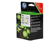Set ORIGINALE c2p43ae HP Officejet Pro 8630 hp950xl BLK + N. 951xl C M Y mhd2017