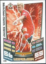 TOPPS MATCH ATTAX 2012-13- #226-SOUTHAMPTON-JAMES WARD-PROWSE