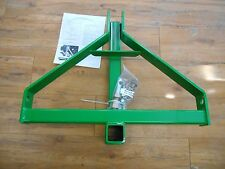 JOHN DEERE  HEAVY DUTY 3-POINT HITCH RECEIVER PART #: LP25001