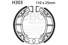 FIT HONDA H 100 A/SD/SG/SJ 82 92 EBC Plain Shoe Rear Left