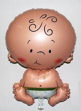 """It's A Boy 32"""" Palloncino Rivestito Baby Shower Battesimo Neonato Nascita"""