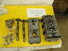 06 YAMAHA VECTOR RS APEX GT ATTACK RAGE CYLINDER HEAD TRIPLE VALVES CAMS CAM 07