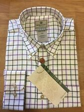 Men's Beretta Purple Check Classic Shirt 3XL