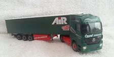 Herpa 153348 Mercedes Benz Actros LH Semitrailer Oppel Air 1:87 Scale HO