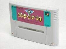 SAMSARA NAGA 2 Cartridge GOOD Condition Super Famicom Nintendo Video Game sfc