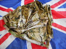 GENUINE ISSUE UK MTP MULTICAM xl BASHA SHELTER SHEET HOOTCH WATERPROOF new AOR1