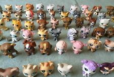Littlest Pet Shop random Lot of 2 pets LPS Dogs Cats Lot