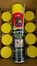 Great Stuff Big Gap Filler Expanding  Foam 20 oz  Case of 12.   157913