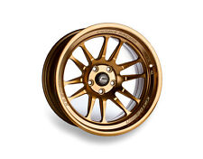 Cosmis Racing XT-206R 18X11 +8mm 5x114.3 in Hyper Bronze | 2 Wheels / Pair