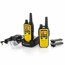 NEW Midland Walkie Talkie Se 2 Way Radio Long Range Two Handheld Portable NOAA